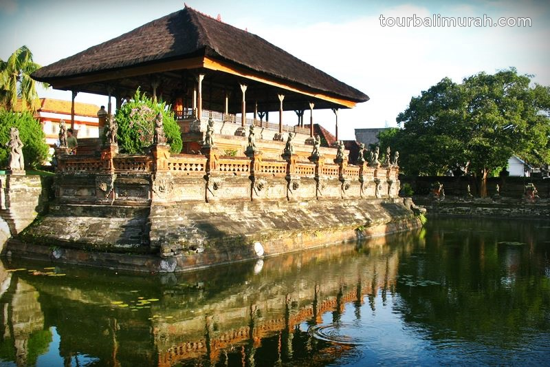 Courts Justice Kerta Gosa Klungkung Bali